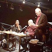 Bessora, Olivier Beetschen, Vincent Aubert