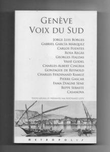 """Bertrand Lévy - """"Genève, voix du Sud"""" (livre)"""