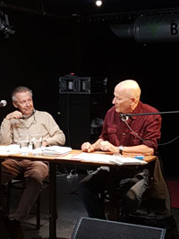 Frédéric Wandelère et Olivier Beetschen