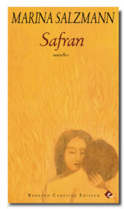 "Marina Salzmann - ""Safran"" (livre)"