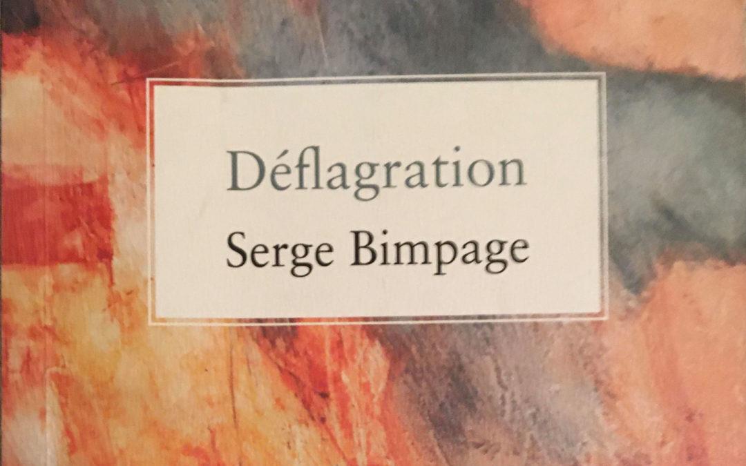 Un entretien avec Serge Bimpage