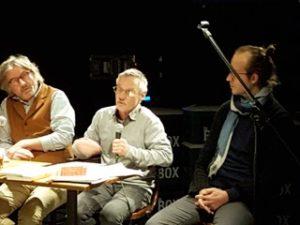 Pascal Antonietti pour une soirée consacrée à Yves Velan